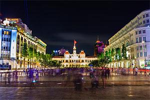 Nguyễn Huệ  Walking Street